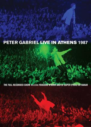 Peter Gabriel - Live in Athens 1987 (2 DVDs)