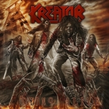 Kreator - Dying alive (DVD + 2 CDs)