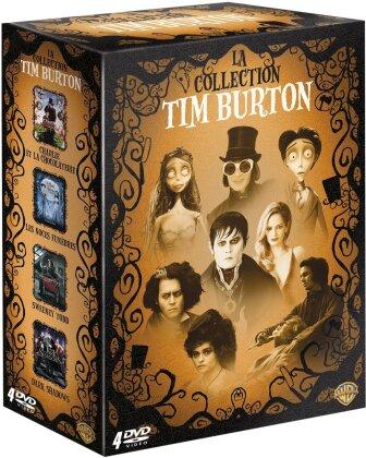 La Collection Tim Burton (4 DVDs)