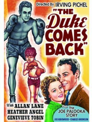 The Duke Comes Back (1937) (n/b)