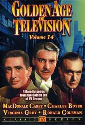 Golden Age of Television - Vol. 14 (b/w)