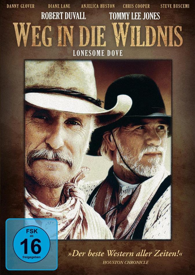 Weg in die Wildnis (2 DVDs)