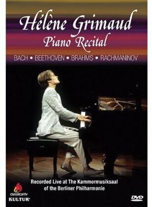 Hélène Grimaud - Piano Recital at the Kaamer Musiksaal