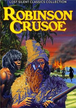Robinson Crusoe (1927) (s/w)