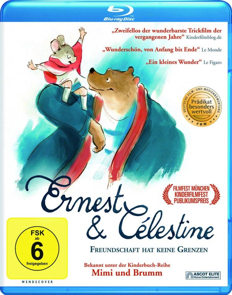 Ernest & Celestine - Freundschaft hat keine Grenzen (2012)