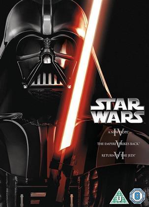 Star Wars Original Trilogy - Episodes 4-6 (3 DVDs)