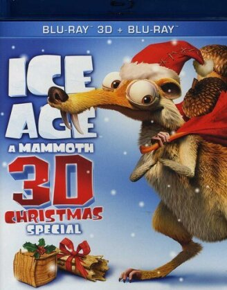 Ice Age - A Mammoth Christmas Special (Blu-ray 3D + Blu-ray)