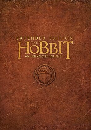 The Hobbit - An Unexpected Journey (2012) (Extended Edition, 5 DVD)