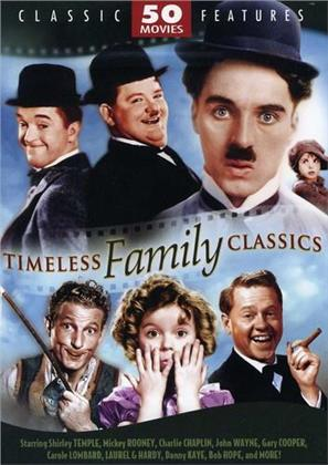 Timeless Family Classics - 50 Movies (12 DVD)