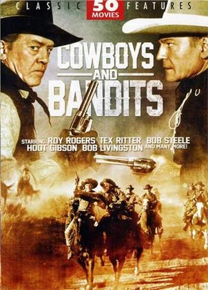 Cowboys and Bandits - 50 Movies (12 DVDs)