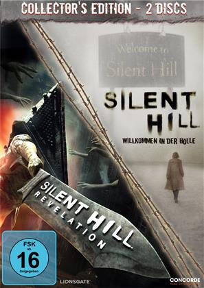 Silent Hill / Silent Hill Revelation (Collector's Edition, 2 DVDs)
