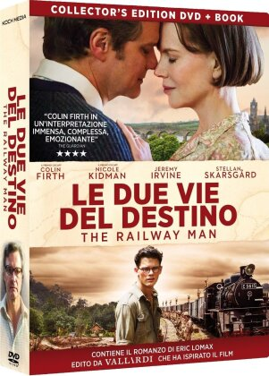Le due vie del destino (2013) (Collector's Edition, DVD + Buch)