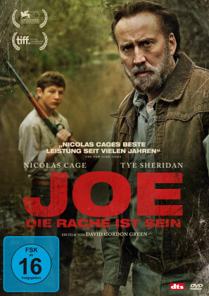 Joe - Die Rache ist sein (2013)