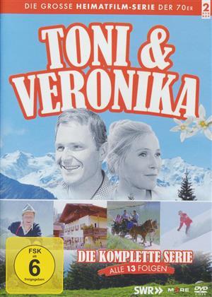 Toni & Veronika - Die komplette Serie (2 DVDs)