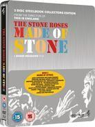 Stone Roses - Made of Stone (Steelbook, 2 Blu-ray + DVD)