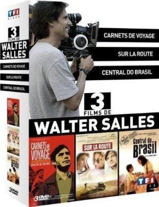 Walter Salles - 3 films (3 DVDs)