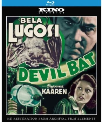 The Devil Bat (1940) (Remastered)