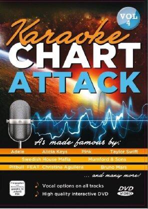 Karaoke - Chart Attack Vol. 4