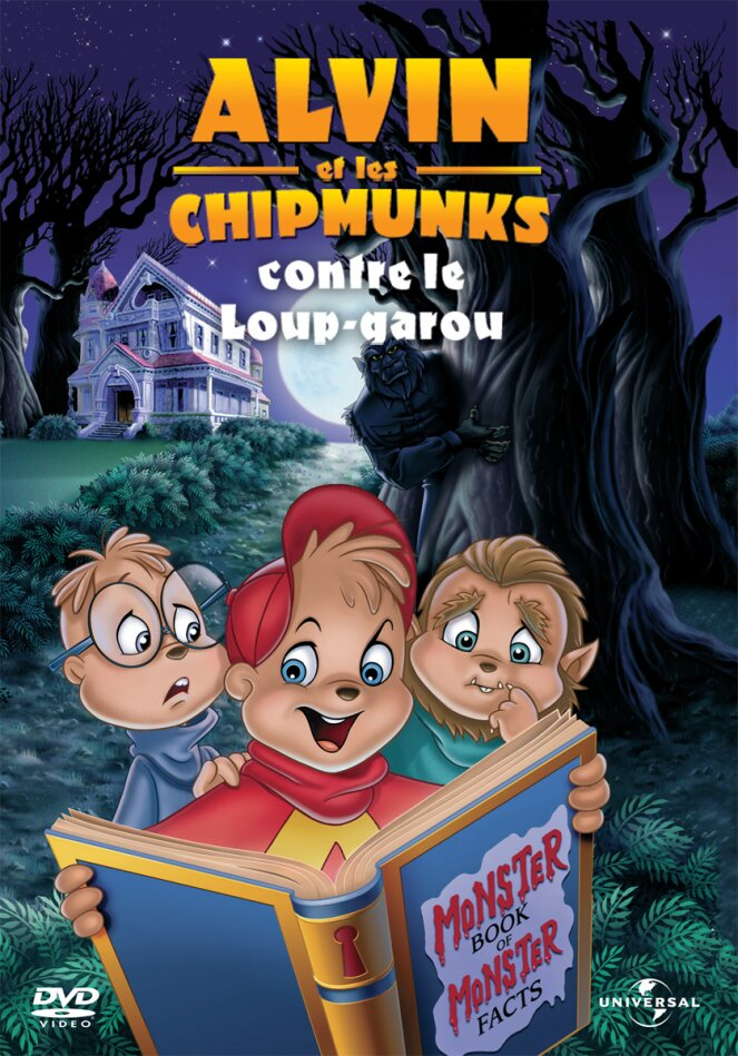 Alvin et les Chipmunks contre le Loup-garou (2000)