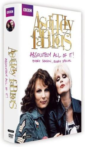 Absolutely Fabulous - The Complete Series (Gift Set, 10 DVD)
