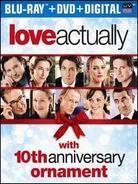 Love actually (2003) (10th Anniversary Edition, Blu-ray + DVD)