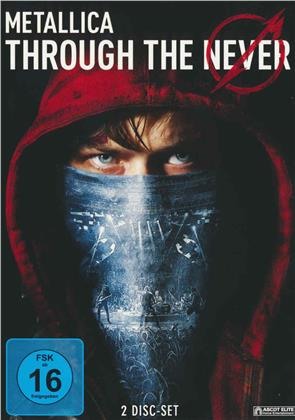 Metallica - Through The Never (2 DVDs)