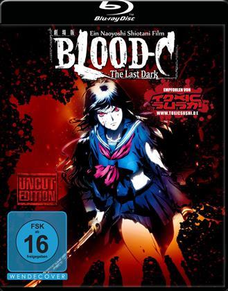 Blood-C - The Last Dark (2012) (Uncut)