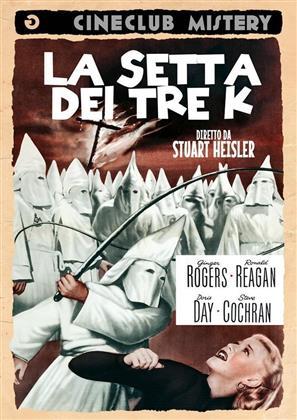 La Setta dei Tre K (1951) (Cineclub Mistery, s/w)
