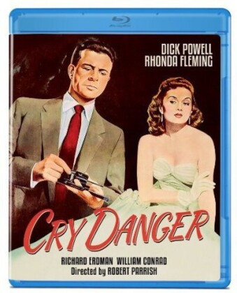 Cry Danger (1951) (s/w, Remastered)
