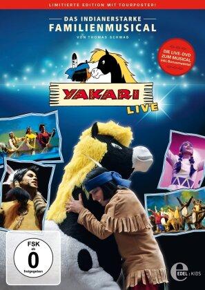 Yakari - Das Musical - Freunde fürs Leben (Limited Edition)