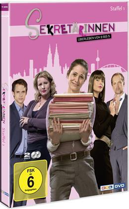 Sekretärinnen - Überleben von 9 bis 5 - Staffel 1 (2 DVDs)