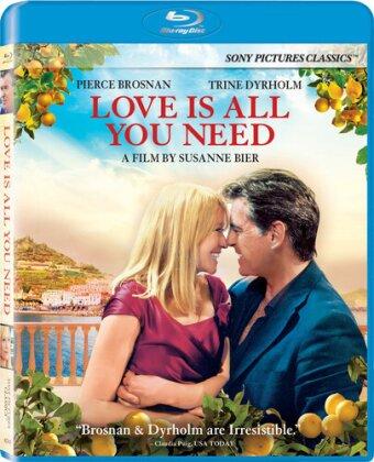 Love is all you need - Den skaldede frisør (2012)