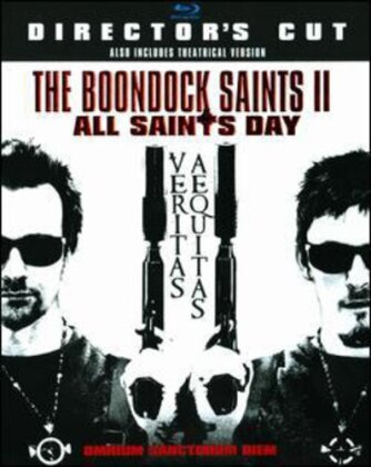 The Boondock Saints 2 - All Saints Day (2009) (Director's Cut, 2 Blu-rays)