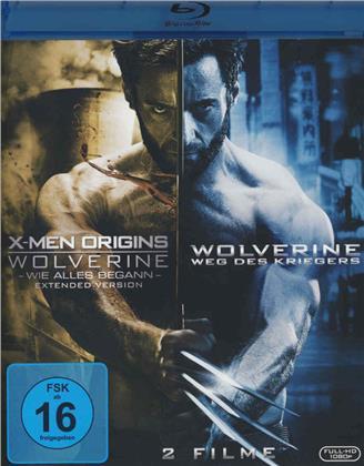 X-Men Origins: Wolverine / Wolverine - Weg des Kriegers (2 Blu-rays)