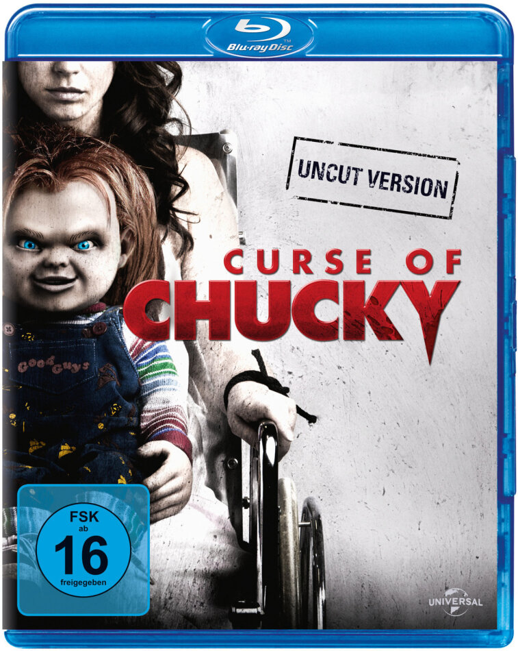 Curse of Chucky (2013) (Uncut)