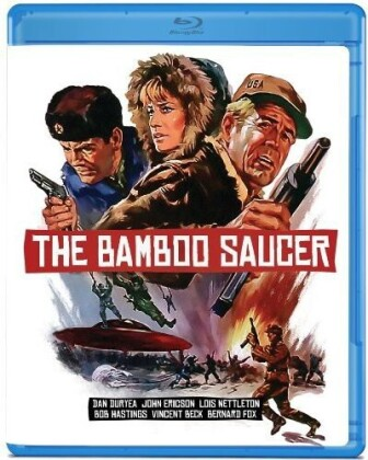 The Bamboo Saucer (1968) (Remastered)