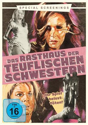Das Rasthaus der teuflischen Schwestern (1968) (Limited Edition, 2 DVDs)