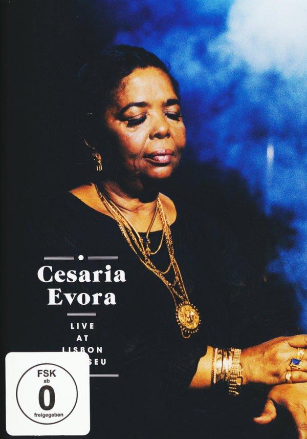 Evora Cesaria - Live at Lisbon Coliseu