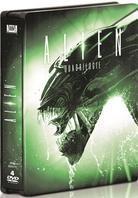 Alien - Quadrilogie (Limited Edition, Steelbook, 4 DVDs)