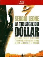 Sergio Leone - La Trilogie du Dollar (Limited Edition, Steelbook, 3 Blu-rays)