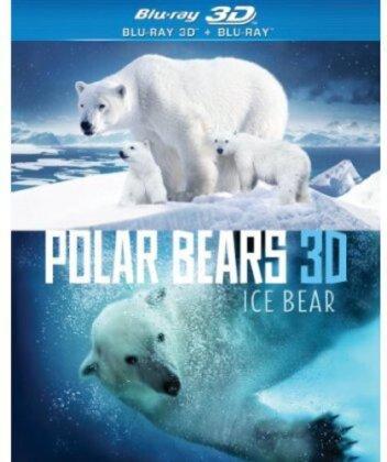 Polar Bears (Blu-ray 3D (+2D) + Blu-ray)