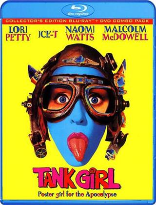 Tank Girl (1995) (Collector's Edition, Blu-ray + DVD)