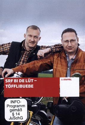SRF bi de Lüt - Töfflibuebe - Staffel 2