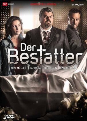 Der Bestatter - Staffel 2 (2 DVDs)