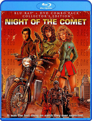 Night of the Comet (1984) (Collector's Edition, Blu-ray + DVD)