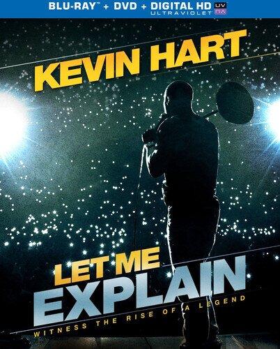 Kevin Hart - Let Me Explain (Blu-ray + DVD)
