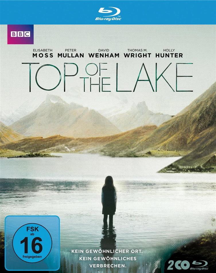 Top of the Lake - Staffel 1 (BBC, 2 Blu-rays)