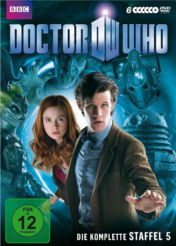 Doctor Who - Staffel 5 Komplettbox (6 DVDs)