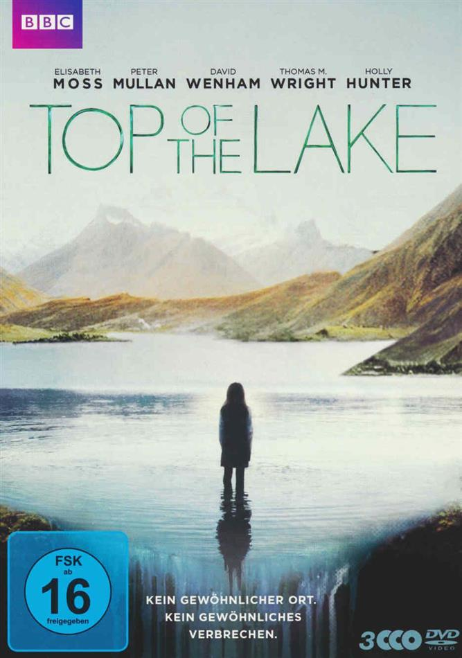 Top of the Lake - Staffel 1 (BBC, 3 DVD)