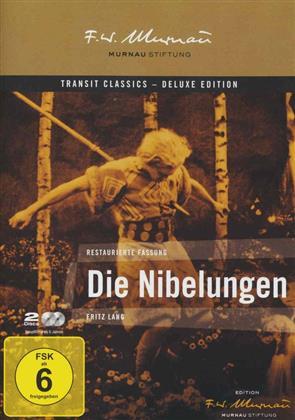 Die Nibelungen (1924) (s/w, 2 DVDs)